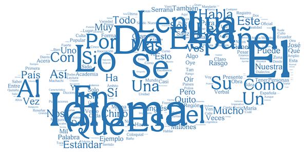10 'errores' muestran que el español está vivito y coleando